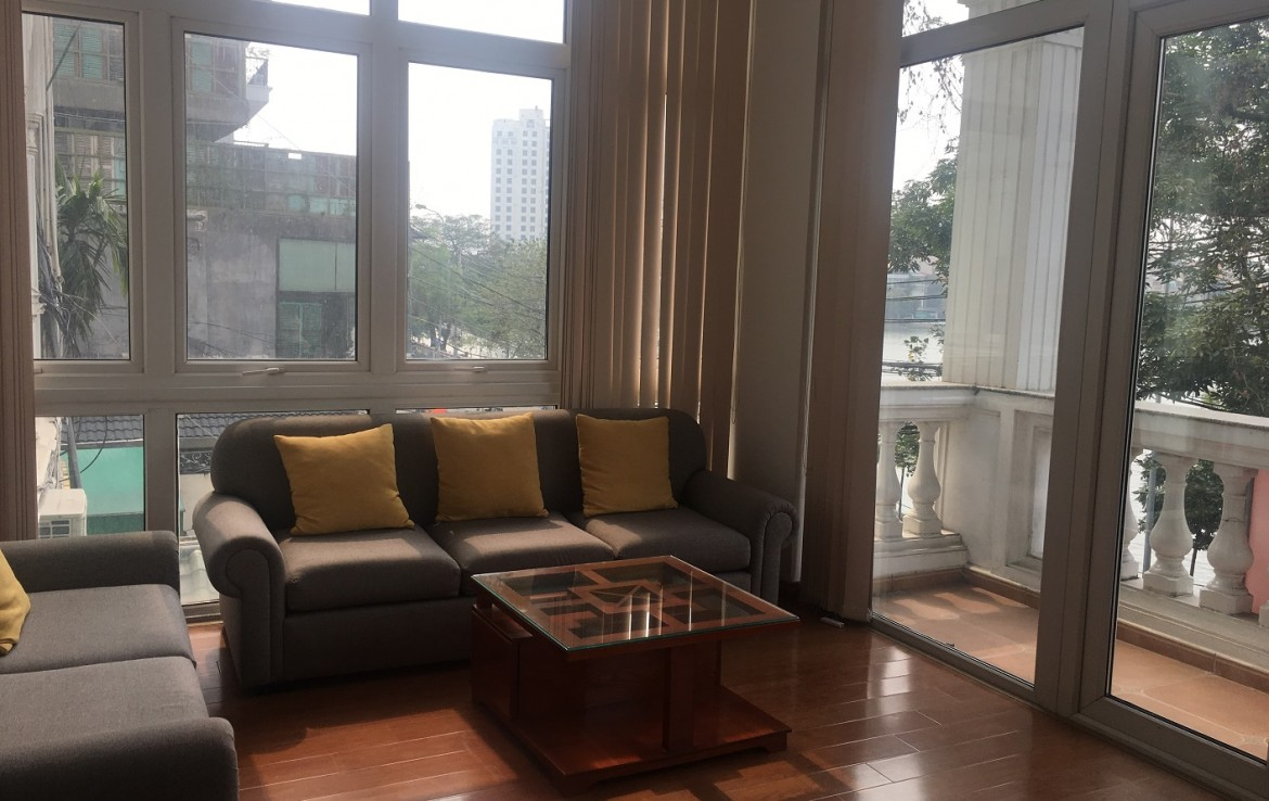 A nice studio apartment for rent 65m2 1 bedroom xuan dieu - 1 bedroom or studio apartments for rent ...