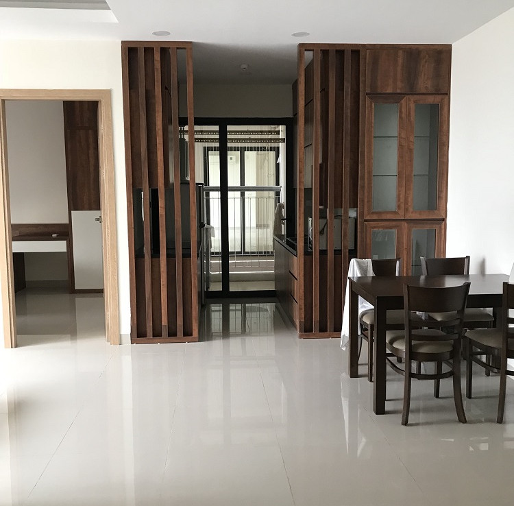Apartment Buildings For Rent: Sun Square Apartment For Rent On Block B 91m2 3 Bedrooms