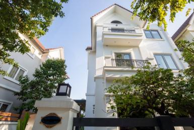 Vinhomes Riverside Villas for rent - Sunvillas